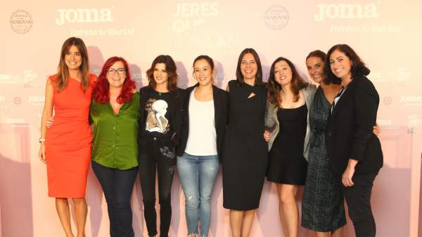 Mujeres que brillan
