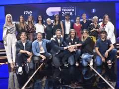 Operación Triunfo 2018