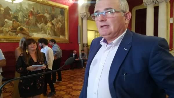 Jaume Font, El PI