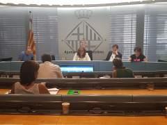 Comisión de Presidencia de Barcelona.