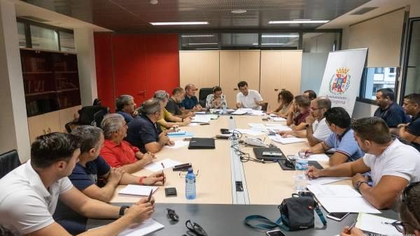 Mesa General de Negociación en Cartagena