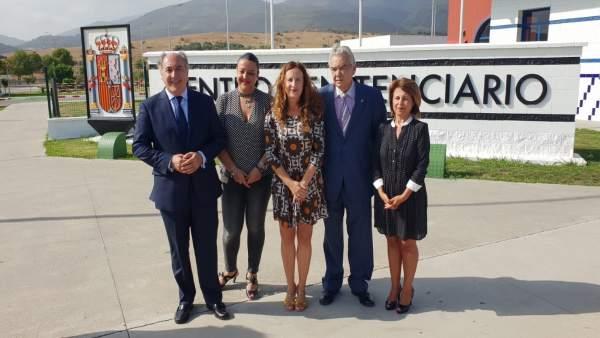 Inicio del curso escolar de prisiones en Algeciras