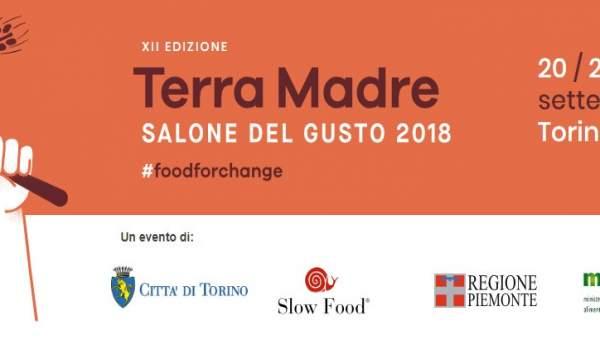 Cartel del certamen de Slow-Food en Turín