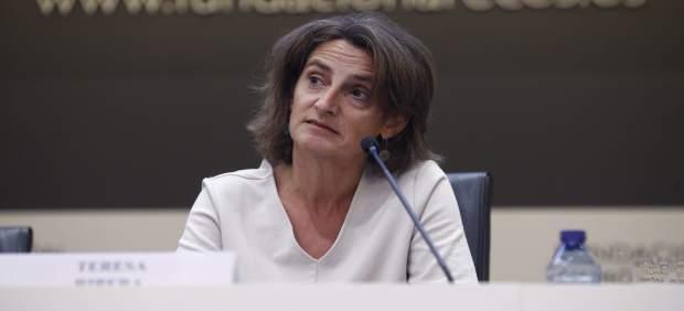 Noguera pide una reunión a la ministra Teresa Ribera para buscar una solución al problema de los ...