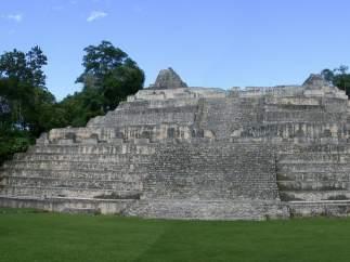 TEMPLO DE EL CARACOL (BELICE)