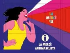 Las fiestas de La Mercè de Barcelona tendrán dos stands antimachistas