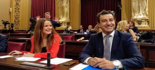 Prohens solicita una réplica al discurso del PSIB por alusiones al PP
