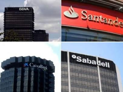 Gran banca española.