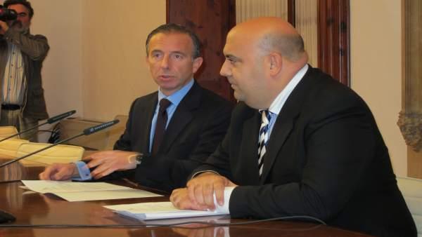 Carlos Delgado Y Jaime Martínez