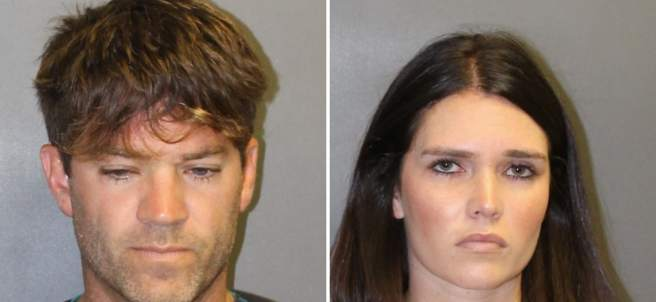 Cirujano y su novia, detenidos