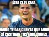 Los memes del drama de Cristiano en Mestalla