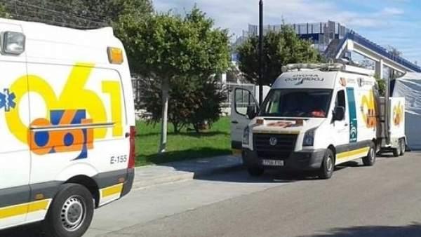Ambulancia 061 n