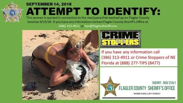 Facebook de la policía del condado de Flager.