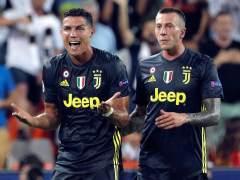 Las 11 expulsiones de Cristiano Ronaldo en su carrera deportiva