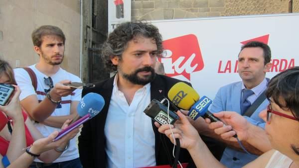José Sarrión, en Segovia.