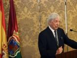 Mario Vargas Llosa en Málaga