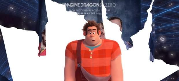 Imagine Dragons compone la música para los créditos de 'Ralph rompe Internet'
