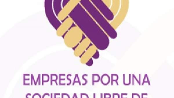 Logo iniciativa contra violencia de género