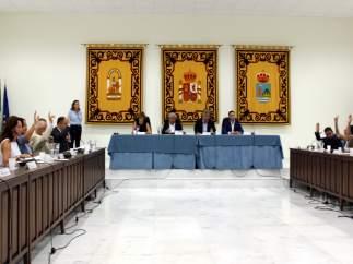Pleno de septiembre de Estepona