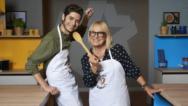 Cocina Con Silvia Tortosa   Maribel Gil Y Fabian Leon Dos Formas De Entender La Cocina En Con
