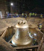 La campana oscilante más grande del mundo