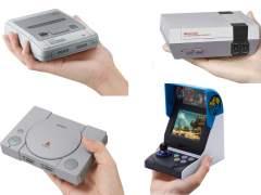 Consolas mini