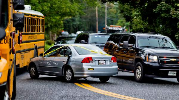 Varios muertos en un tiroteo en Maryland