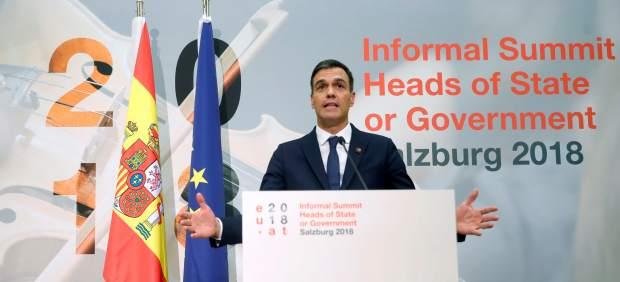 Sánchez se resiste a ceder a la UE el control total de las fronteras