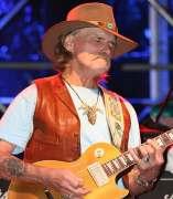 Dickey Betts, guitarrista de los Allman Brothers.