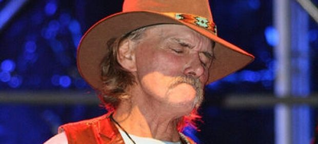 Dickey Betts, guitarrista de los Allman Brothers.