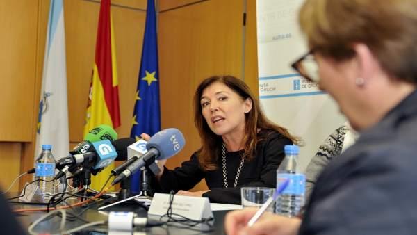 Beatriz Mato será candidata del PP en A Coruña