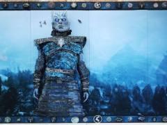 Exponen en Glasgow un enorme tapiz de 'Juego de Tronos' que será subastado