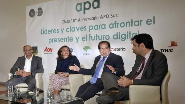 Jornadas organizadas por APD