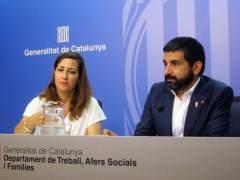 """Un sindicato de Mossos acusa de """"chantaje"""" a la Dgaia con los menores que duermen en comisarías"""