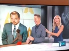 El hijo de una presentadora se cuela en plató y se marca un baile en pleno directo