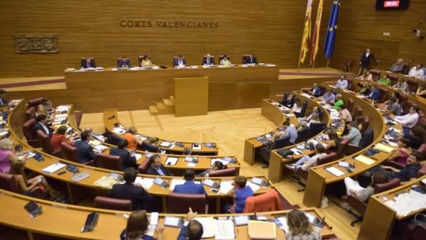 Puig declara un sou de 74.000 euros i Oltra de 56.000 en 2017