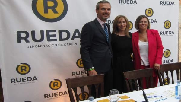 Presentación de la nueva imagen de la DO Rueda. 21-9-2018