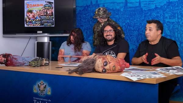 Presentación del Survival Zombie