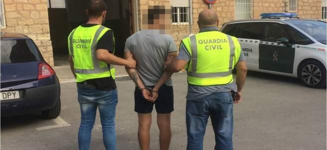 Detingut a Novelda