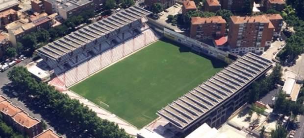 El Rayo Vallecano reabre su estadio al público para el partido contra el Alavés