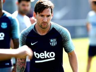 Messi vuelve a su 'look' de 2016: ¿superstición para que vuelva la Champions y el Balón de Oro?