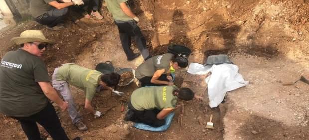 La segunda fase de exhumación de la fosa de Montuïri empieza este martes