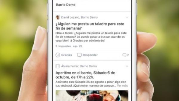 Nextdoor, la nueva app que acerca a los vecinos.