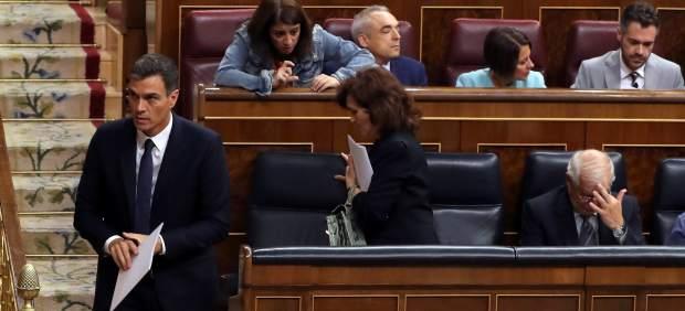 Directo | Los presupuestos y la situación de la Justicia centran la sesión de control al Gobierno ...