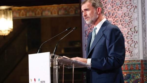 El rei presidirà a València l'obertura del curs de les universitats espanyoles