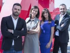 El Canal 24 Horas estrena un matinal de 4 horas de información continua