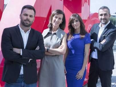 'Diario 24 Horas', la apuesta matinal del Canal 24 Horas