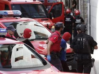 Asociaciones de la Guardia Civil denuncian que el 112 de Navarra se negó a avisarles del tiroteo en Cáseda