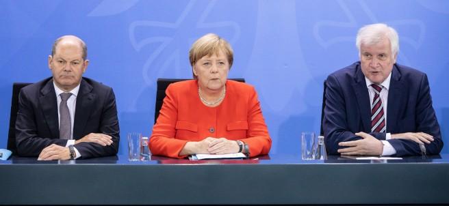 Reunión sobre ayudas a la vivienda Alemania