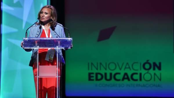 Inauguración del II Congreso Internacional de Innovación Educativa